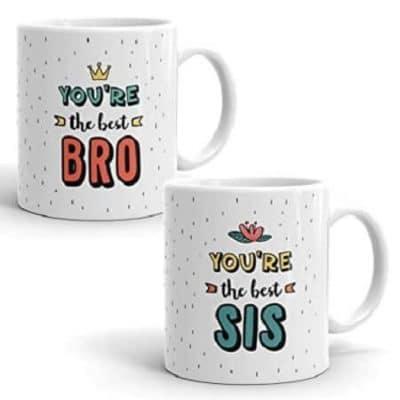 Rakhi Gift - Mugs