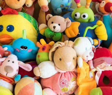 Rakhi Gift - Soft Toys