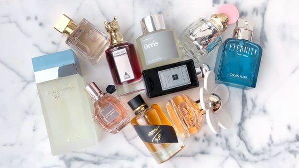 Rakhi Gift - perfumes