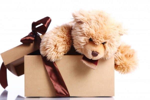 Rakhi Gift - Teddy Bear