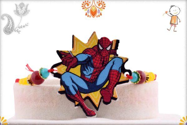 Amazing Spiderman Kids Rakhi - Babla Rakhi