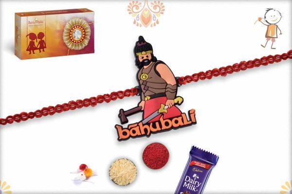 Amazing Bahubali Kids Rakhi - Babla Rakhi