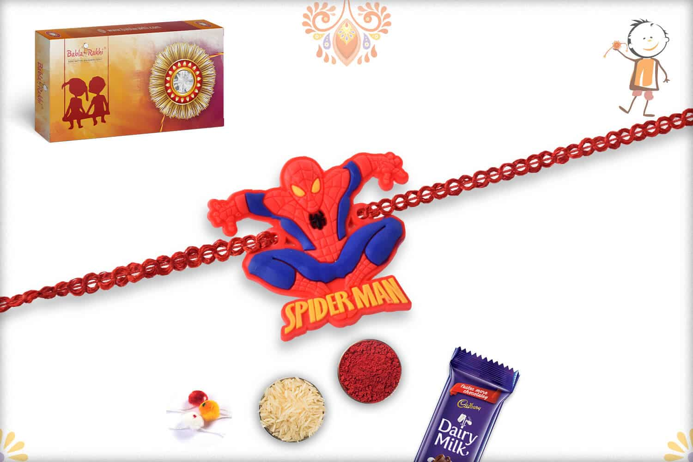 Super Spiderman Kids Rakhi - Babla Rakhi