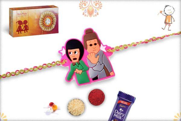 Special Kids Rakhi - Babla Rakhi