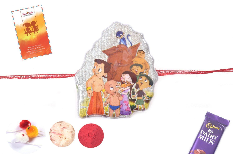 Chota Bheem and Gang Rakhi 1
