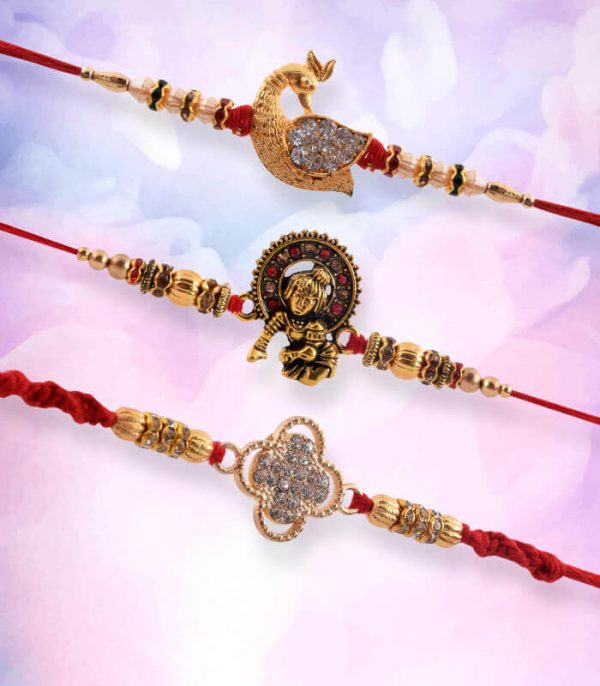 Diamond Rakhi