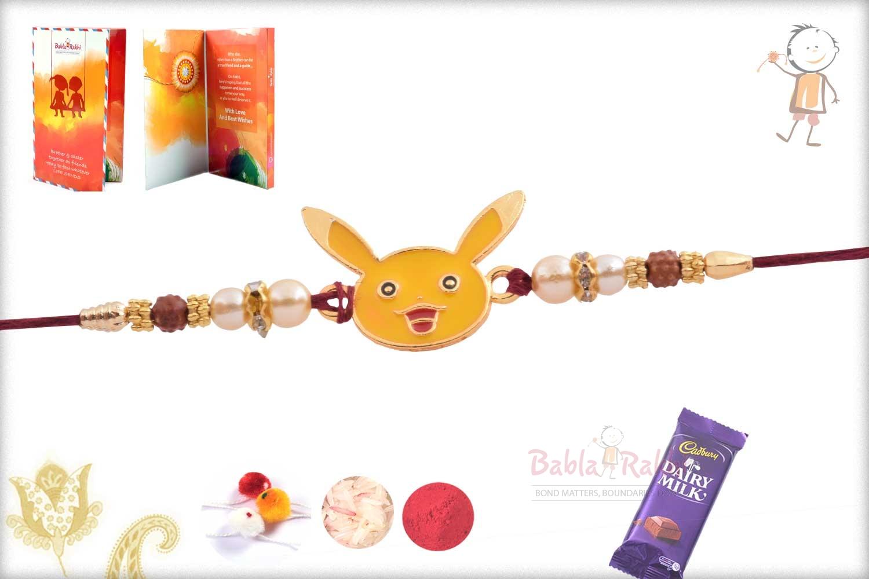 Exclusive Pikachu Kids Rakhi 2