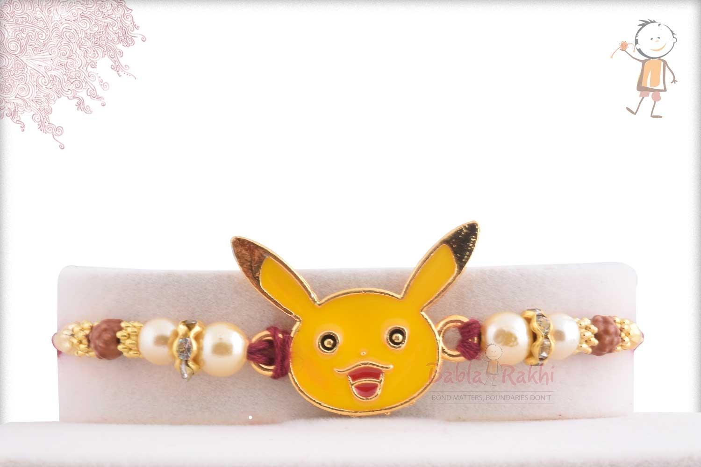 Exclusive Pikachu Kids Rakhi 1