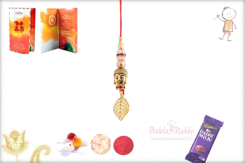 Exclusive Buddha Bhabhi Rakhi 1