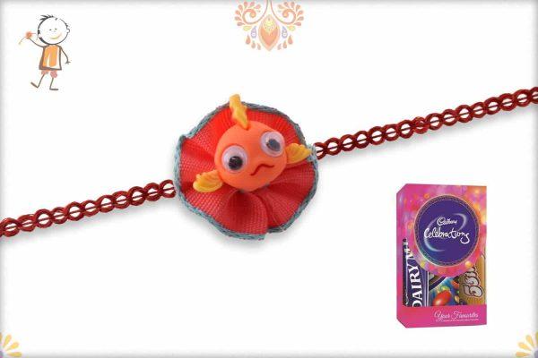 Cute Finding Nemo New Born Rakhi - Babla Rakhi