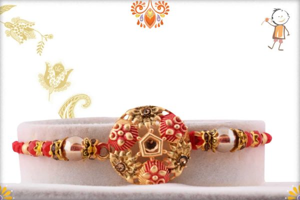 Send Rakhi to Anand 2