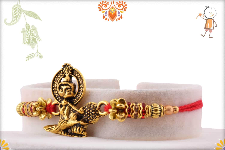Exclusive Buddha Rakhi | Send Rakhi Gifts Online 2