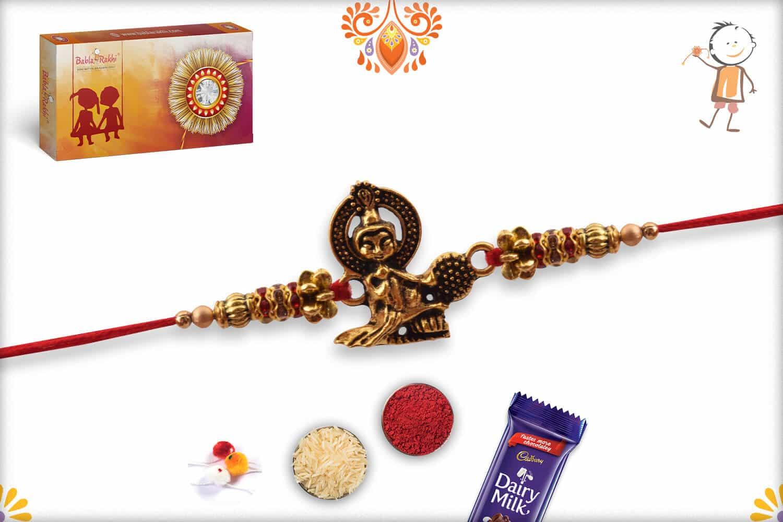 Exclusive Buddha Rakhi | Send Rakhi Gifts Online 3
