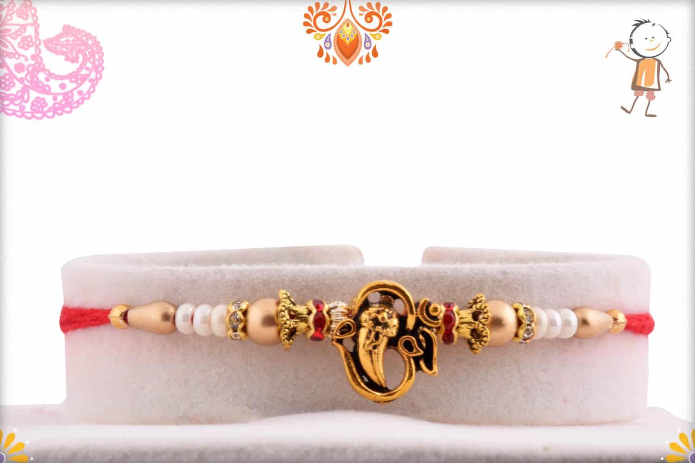 Rakhi with Dates Date   Send Rakhi Gifts Online 1