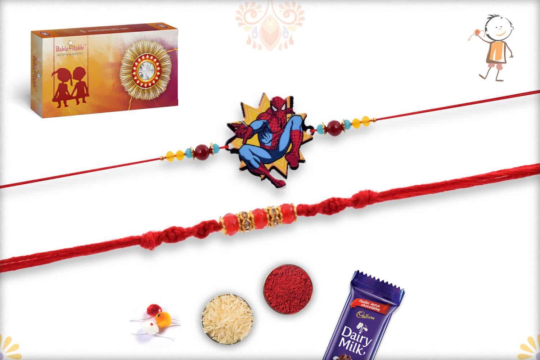 Two Set Rakhi   Send Rakhi Gifts Online 1