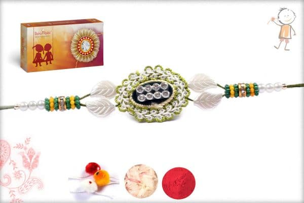 Beautiful Kalkati Rakhi