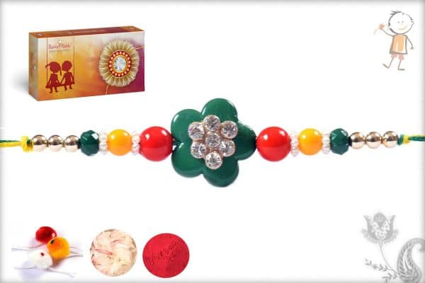 Traditional Flower Rakhi