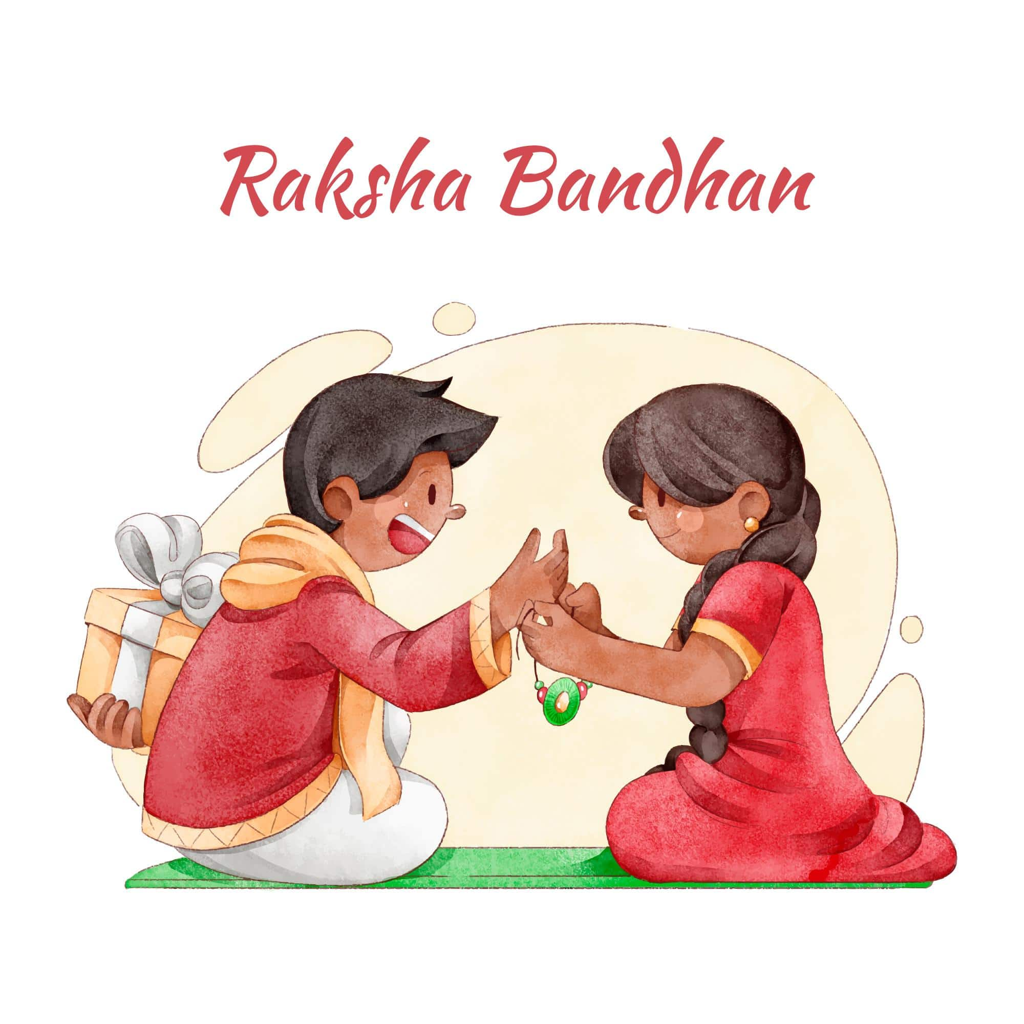 how to send rakhi to your brother