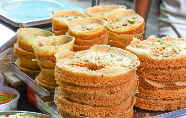 Rajasthani Ghevar Sweet