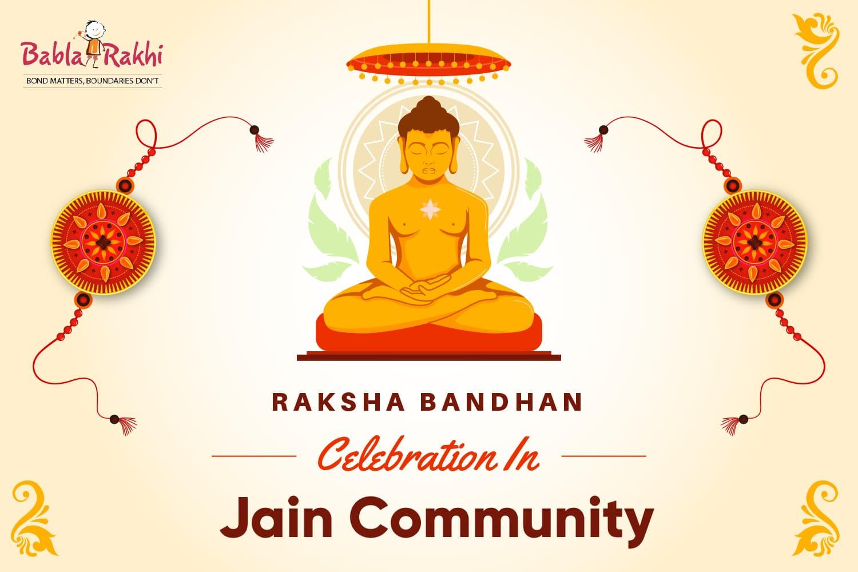 Raksha Bandhan Celebration in Jain Community