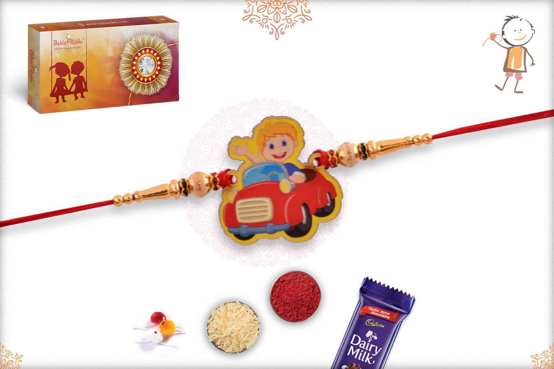 Amazing Car Kids Rakhi 1