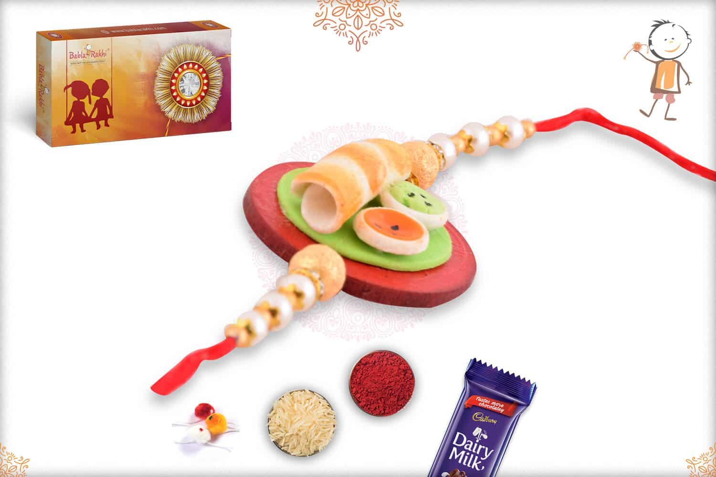 Dosa Food Rakhi 2