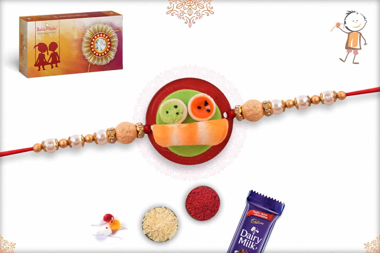 Dosa Food Rakhi 1