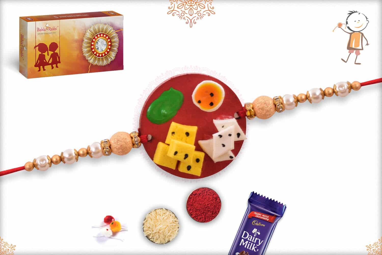 Khaman-Dhokala Food Rakhi 1