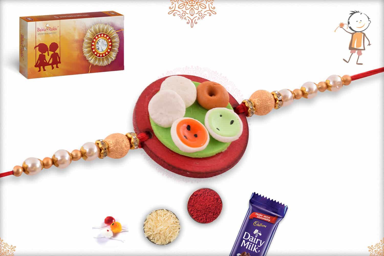 Idli-Medu Vada Food Rakhi 2