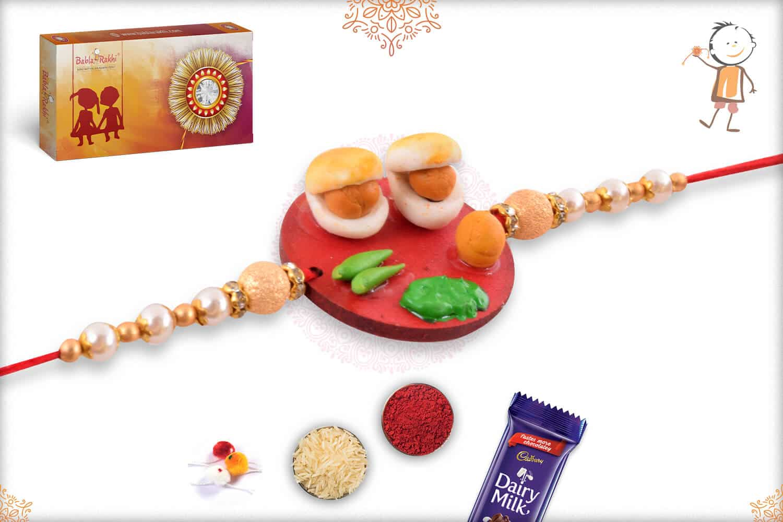 Vada Pav Food Rakhi 2