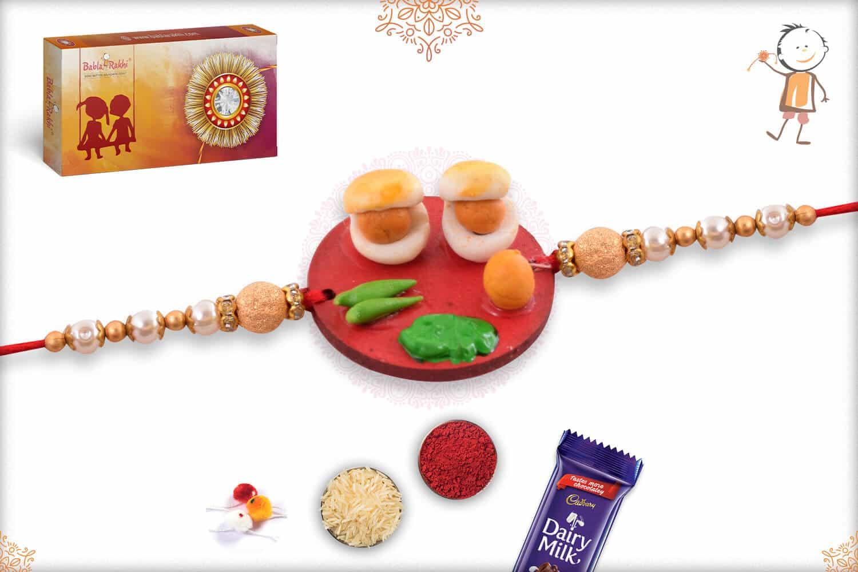 Vada Pav Food Rakhi 1