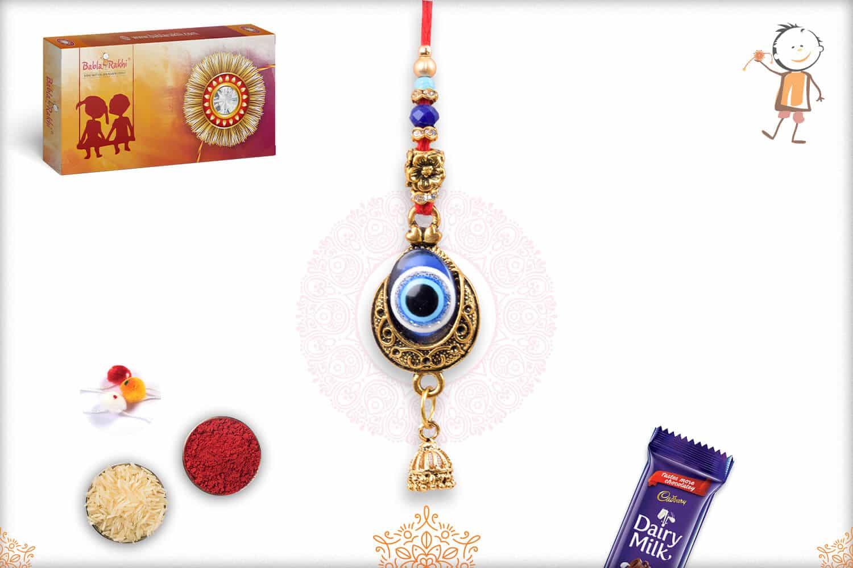 Evil Eye Lumba Rakhi 1