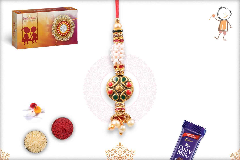 Exquisite Bhabhi Rakhi 1