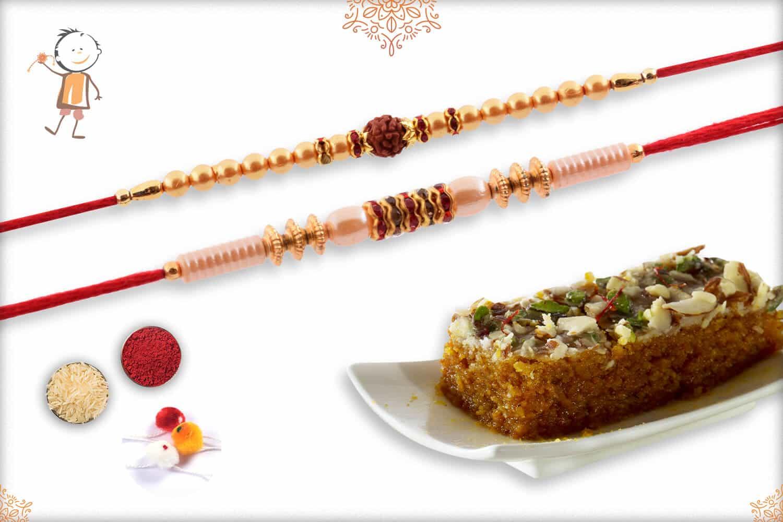 Rakhi with Fresh Mohanthar (300gm) 1