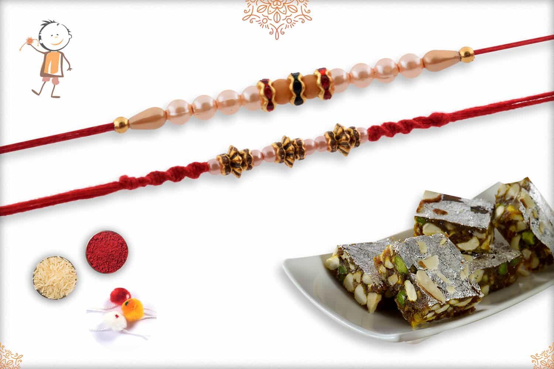 Rakhi with Fresh Dates Date (300gm) 1